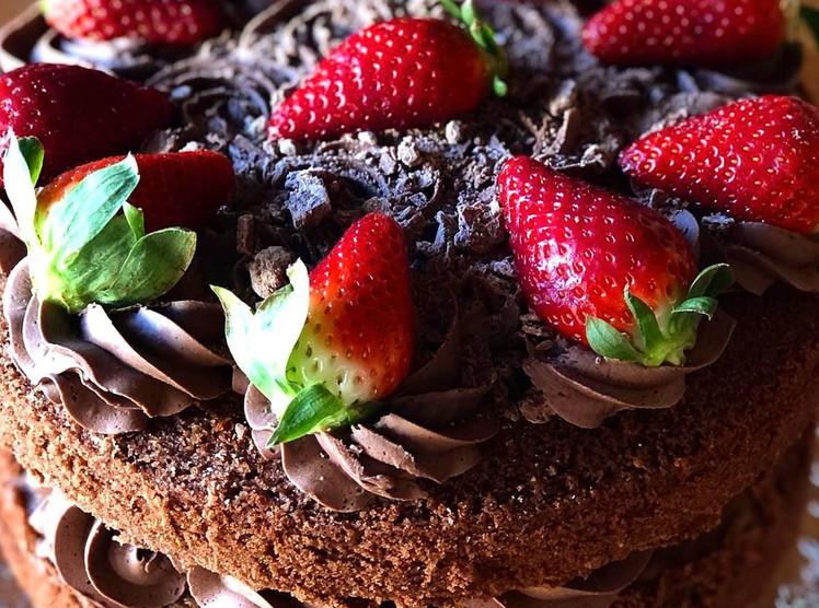 Choc Celebration Cake
