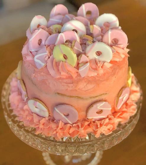 Party Ring Celebration Cake