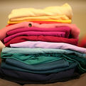 Saubere Kleider