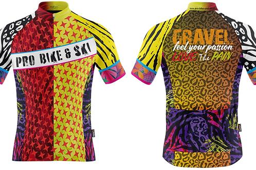 "pro bike & ski Trikot ""crazy"" - ProCut"