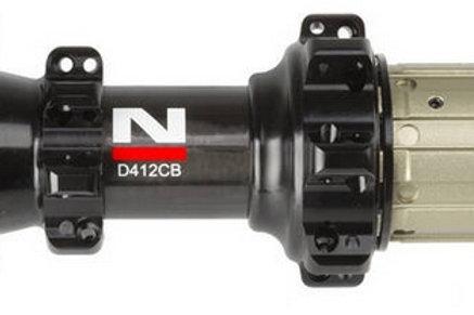 NOVATEC 3in1 Carbon Disc-Nabe HR