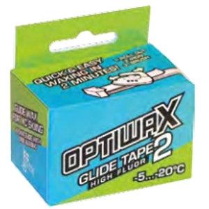 Optiwax-Tape 2, -5 bis -20°C, 10m