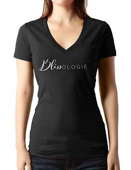 BLISSOLOGIE V-NECK TEE