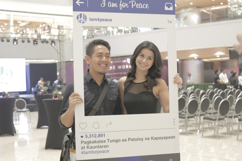 I am For Peace by Twenty Manila