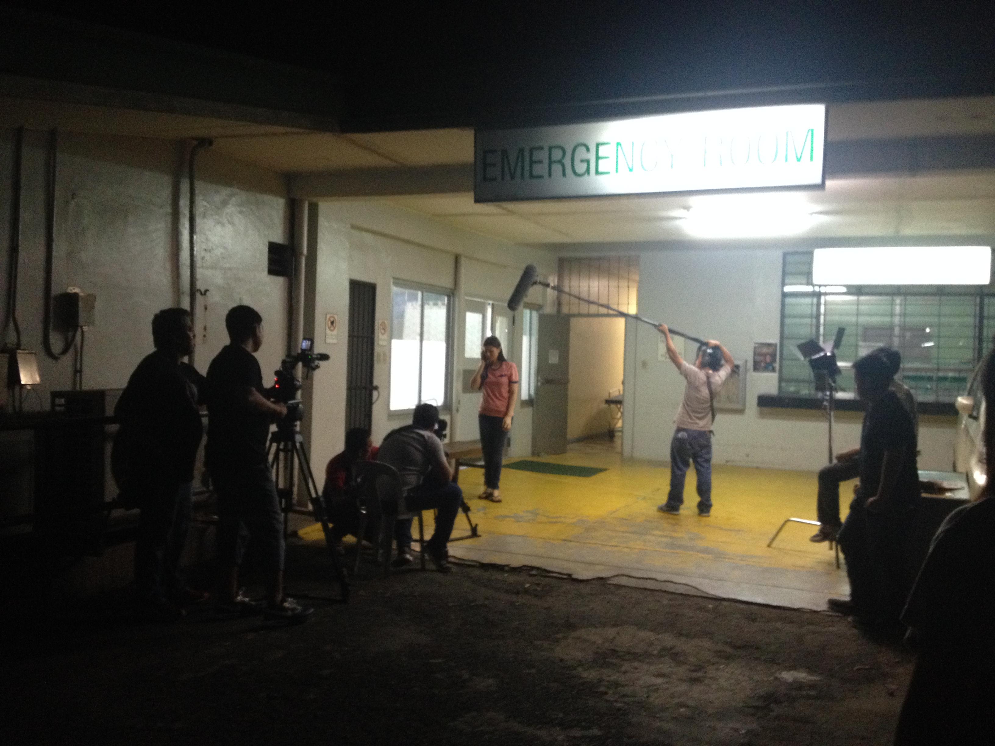 Smart Padala shoot by Twenty Manila