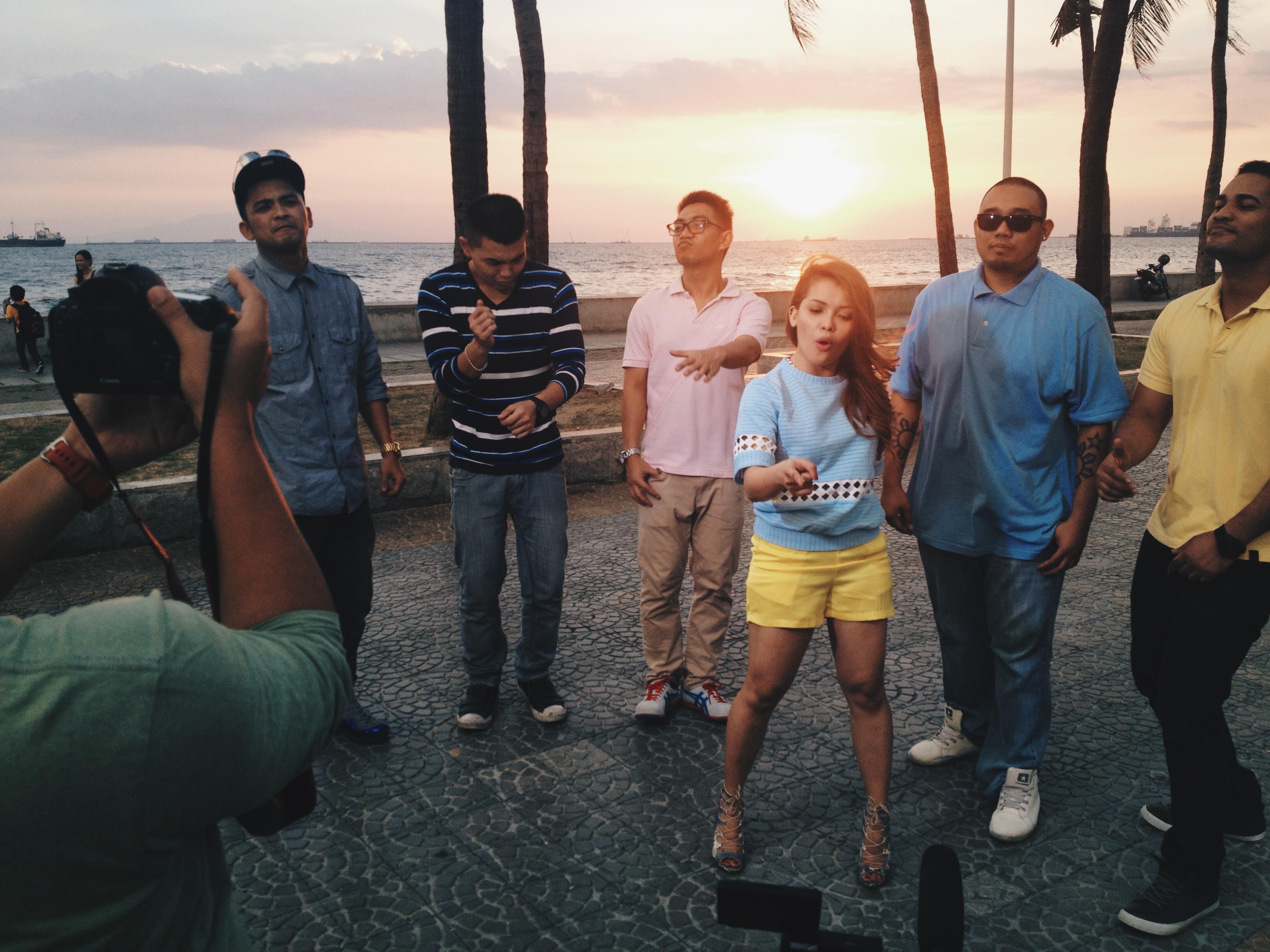 Voices of 5, KZ with Twenty Manila