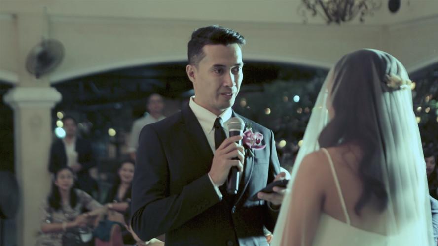 Maui and Philip Wedding