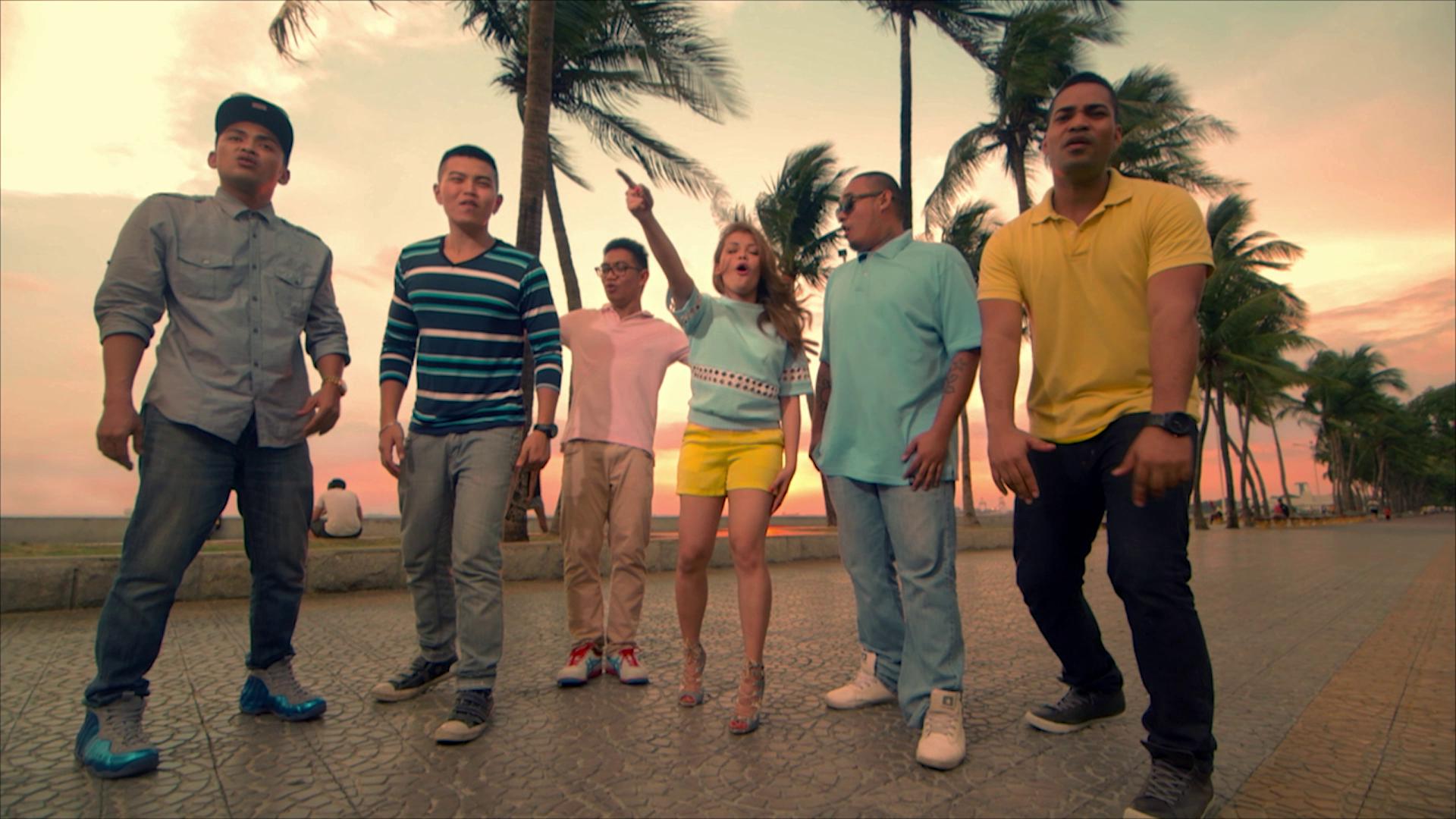 KZ Tandingan with Twenty Manila