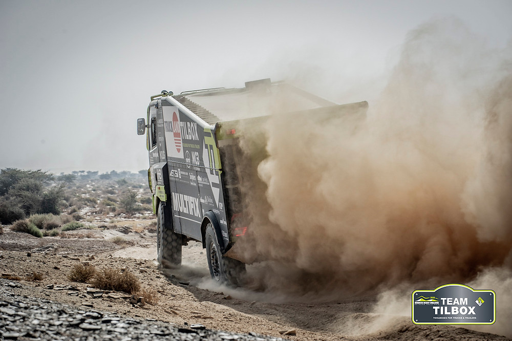 Dusty Tilbox Toolboxes for trucks and trailers truckland mdc 2019 morocco desert challenge
