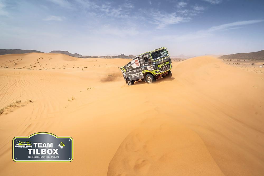 Tilbox truckland sandstorm MDC mastermilo