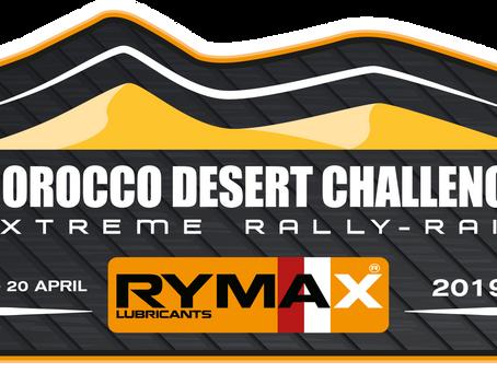 Team Tilbox deelname Morocco Dessert Challenge 2019!