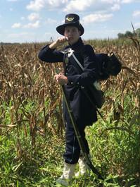 SA Infantry Frock Coat