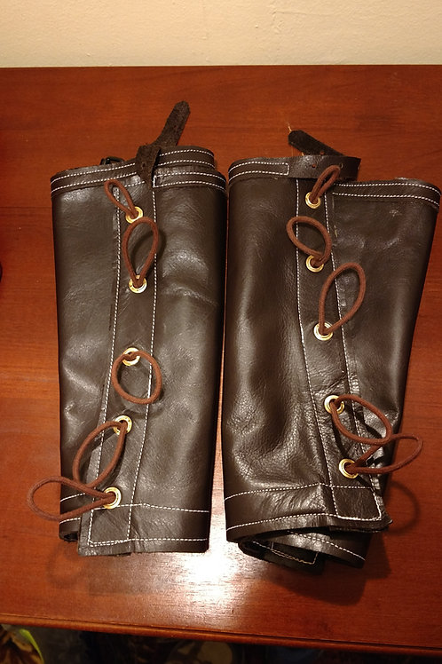 Leather Jambiers