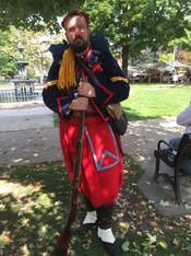 5th NY Zouave Uniform