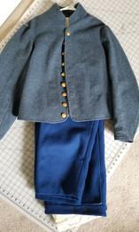 Late War Richmond Depot Uniform