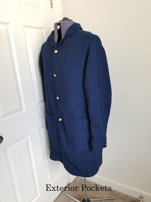 US Commercial Sack Coat