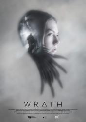 Conceptual poster for Screen Ireland/Bear Print Media short film WRATH (2019)