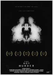 Accolades poster for THE BOY MURDER (2015)