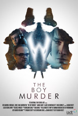 Release poster for THE BOY MURDER (2015)