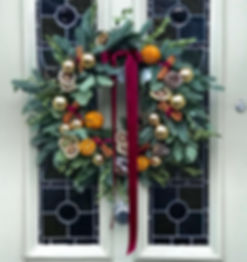Luxury Christmas Wreath_Henley Florist_J
