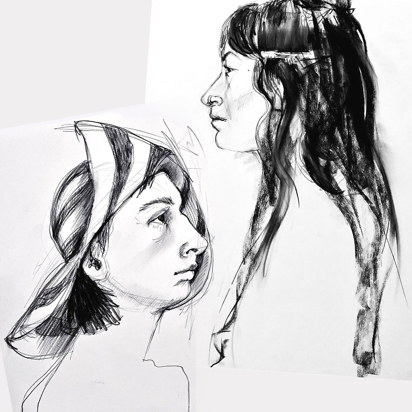Online Portrait & Capturing Character for Beginners (Sept 2021)
