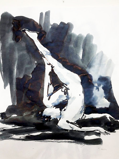 Life Drawing without Limits, with Holly Surplice (AutumnTerm)