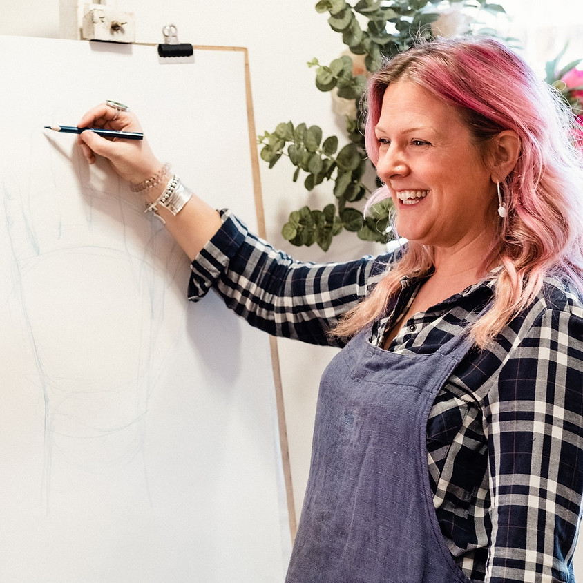 One day Life Drawing Workshop with Jo Harris (Jan)