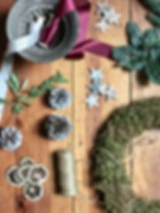 Christmas Wreath Making Workshop_Henley