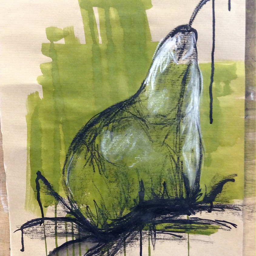Learn to Draw a Still Life in Multi Media with Nicky Savage