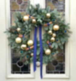 Luxury Christmas Wreath_Henley on Thames