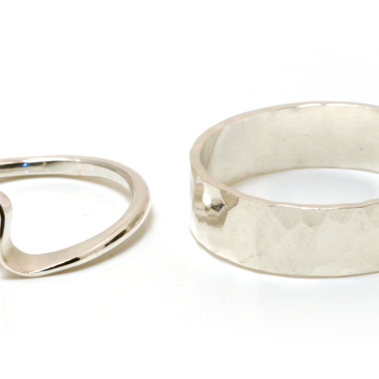 Intro to Jewellery-Making: Silver Rings with Machi De Waard (Sept)
