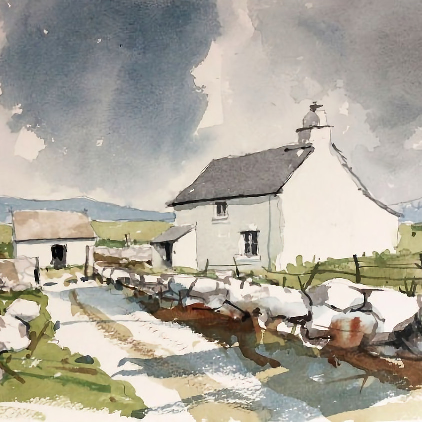An Intro to Watercolour With Kevin Scully