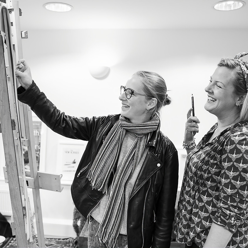 Tues Evening Life Drawing Course with Jo Harris (Autumn)