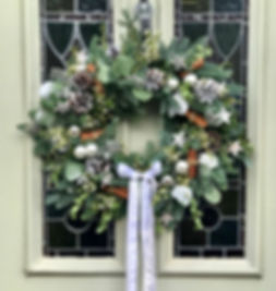 Nordic Christmas Wreath_Henley on Thames