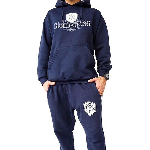 Navy Blue G6 Jumpsuit