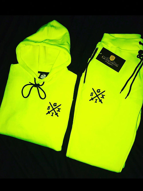 Limited Edition Neon G6 Jumpsuit
