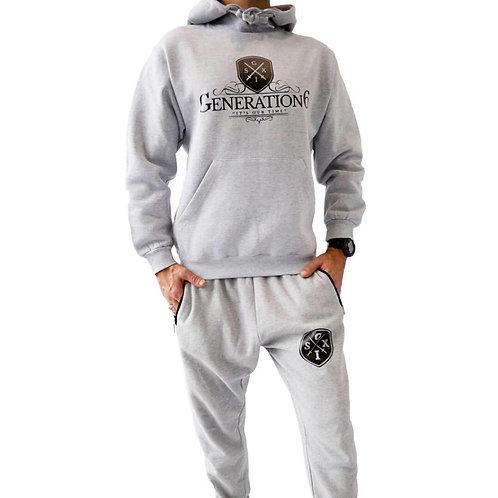 Grey G6 Jumpsuit