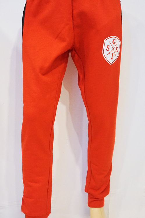 G6 Red Joggers