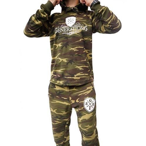 Camo G6 Jumpsuit