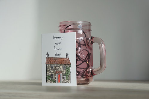 Happy House - Occasion Card