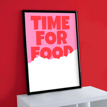 Time for Food Print