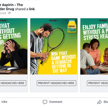 Mock Bayer Aspirin Ad for Copywriter.jpg