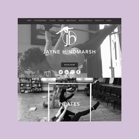 Jayne Hindmarsh