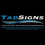 Tad Signs