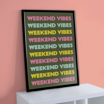 Weekend Vibes