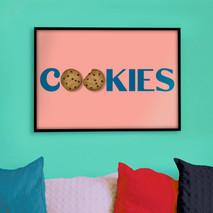 Cookies Print