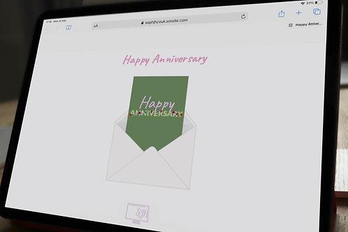 Digital Occasion Card