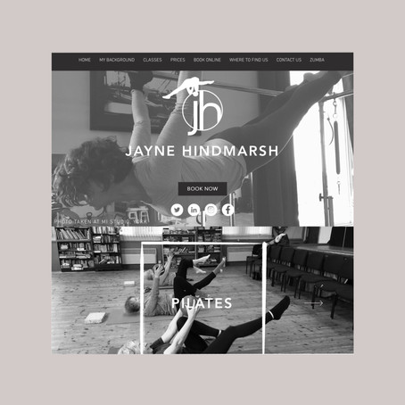Jayne Hindmarsh Mat & Reformer Pilates