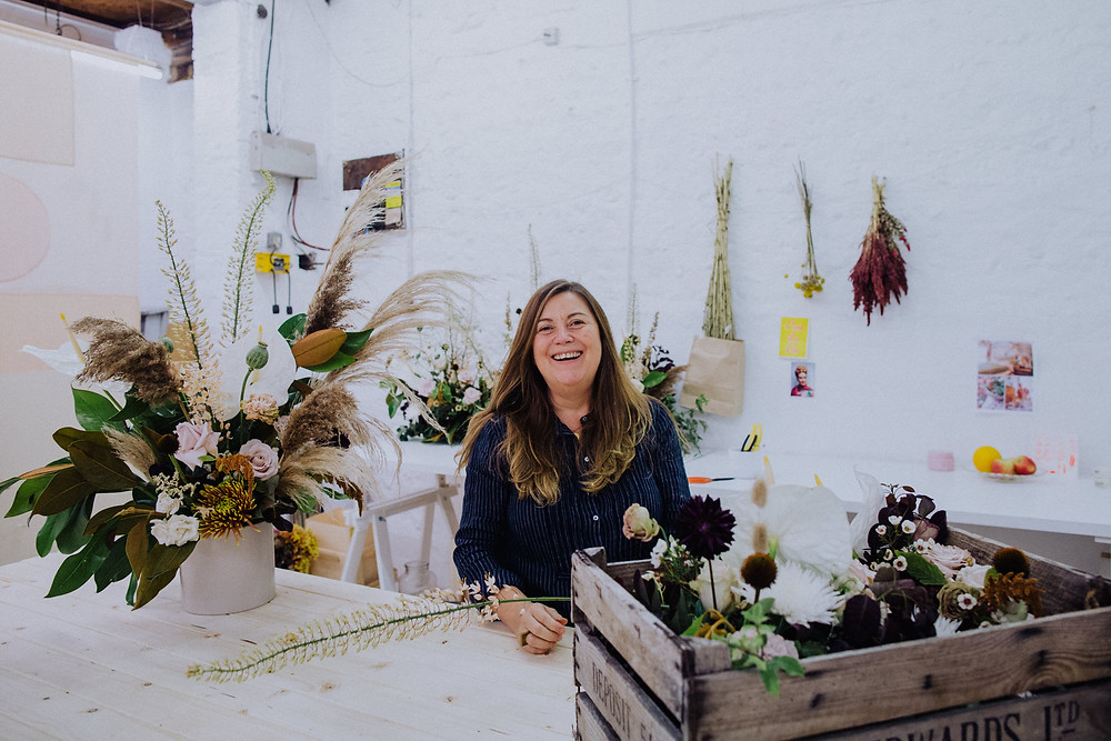 Jane Dove and Myrtle Wedding Florist Brighton