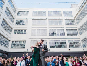 How long should your wedding reception be?